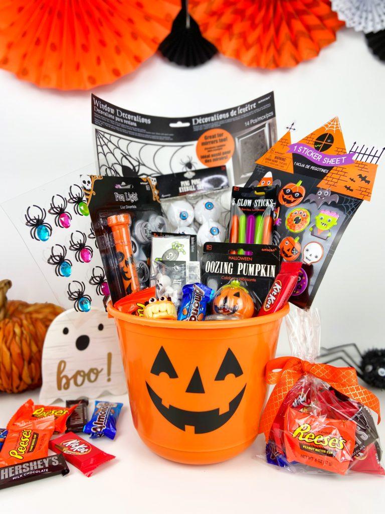 Halloween Boo Basket Thematernalhobbyist Com